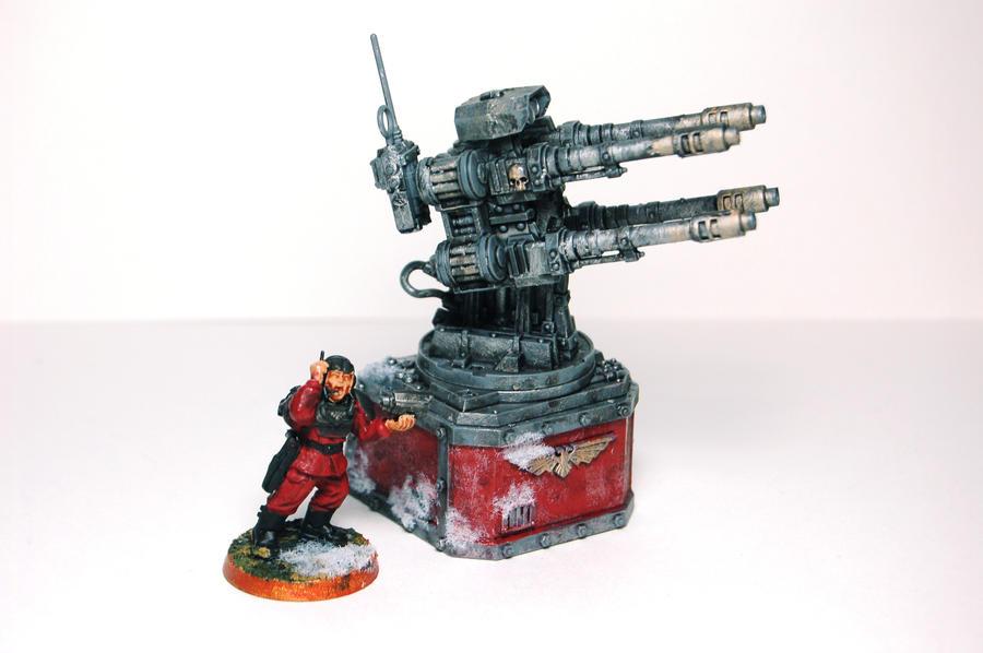 94th Valhalla - Ordnance by niner9
