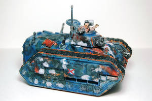 94th Valhalla - Command Carrier 2