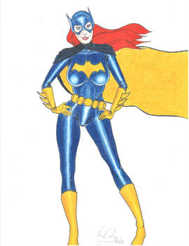 Batgirl '66 Hybrid