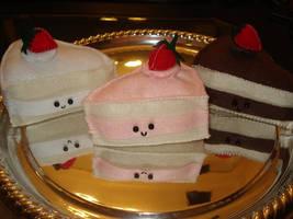 Holy Cake Trinity