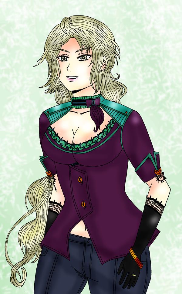Lady Blondi by jennipal18