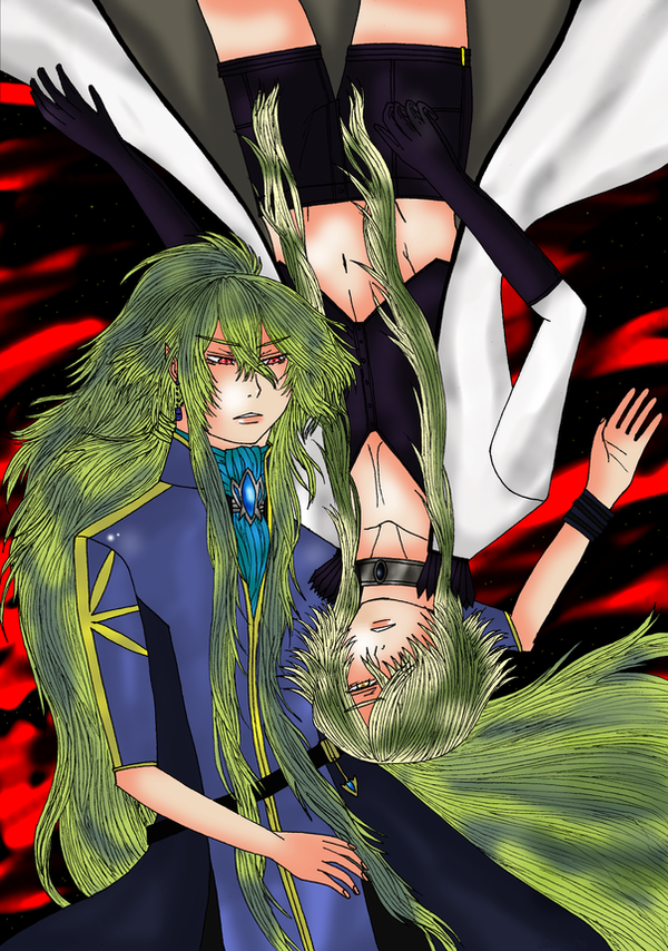 Enkeli ja Demooni by jennipal18