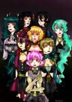Macigal Girls by jennipal18