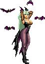 SNK Morrigan WinPose by darkgirl-ceci