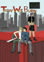 Today We Burn Chapter 1 Cover by Octapode