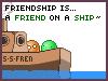 Friendship is... by KinnisonArc