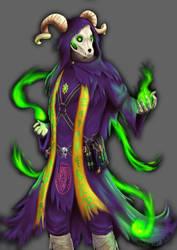 Soul Collector Necromancer