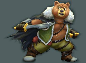 Bear Rogue