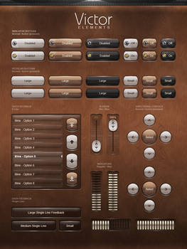 GUIFX Elements Pack 'Victor'