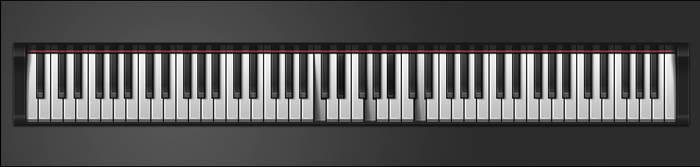 Piano Keys GUI