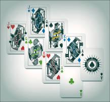 Card Deck Design for Poker Software