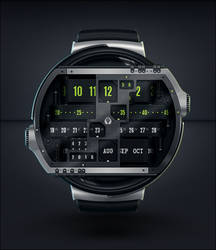 Mechanical Watch (Encide Interfaces 2016)