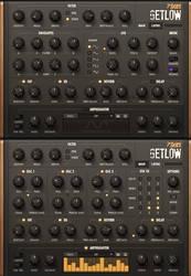 Getlow Synth for Kontakt by PureAV