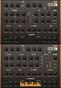 Getlow Synth for Kontakt