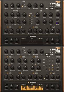 Getlow Synth for Kontakt
