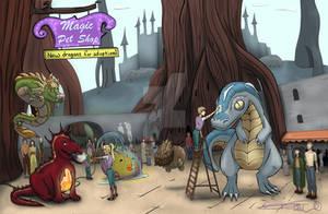 Magic pet shop