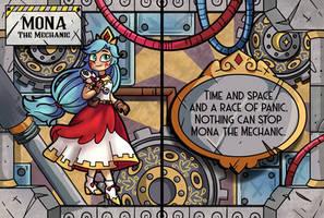Mona the Mechanic