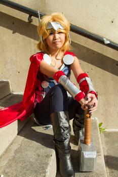 NYCC 2012: Lady Thor