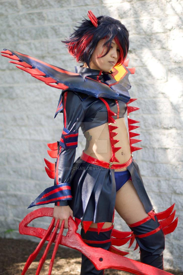 Ryuko Senketsu Transformation