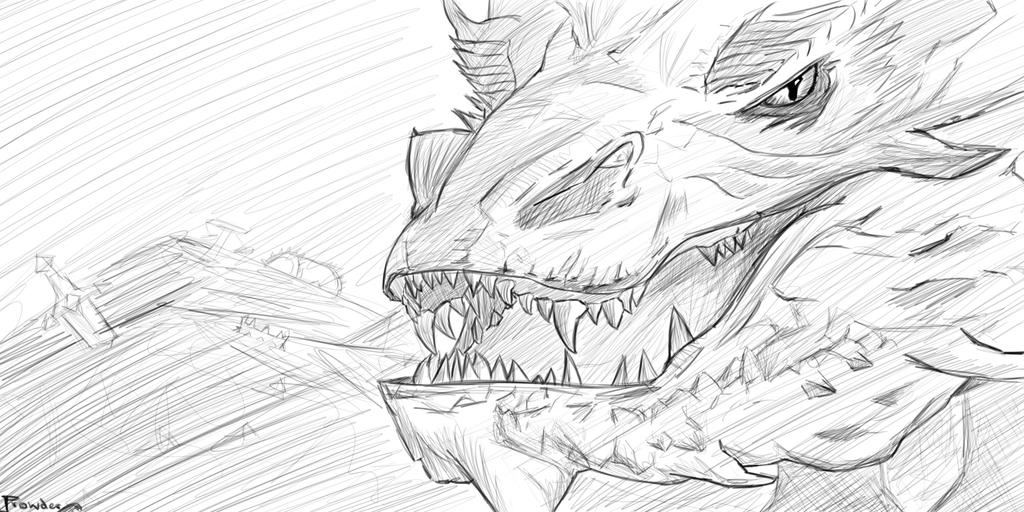 Smaug By Prowdz On Deviantart