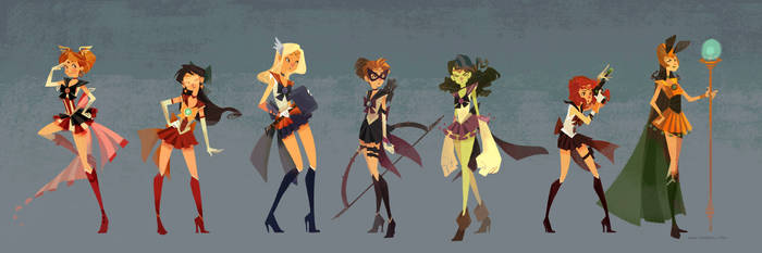 Sailor Avengers