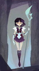 Sailor Saturn by nna