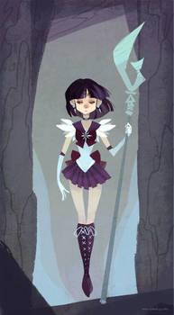 Sailor Saturn by nna