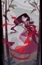 Mulan by nna
