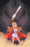 She-ra by nna