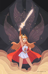 She-ra by nna