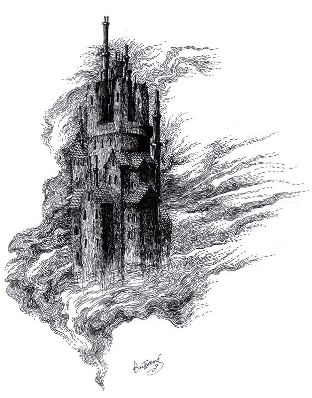 Castle by VneTWatnik