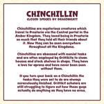 Chinchillins - Closed Species