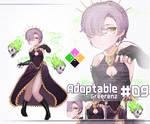 [Close] Adoptable #09 Necromancer [AUCTION]