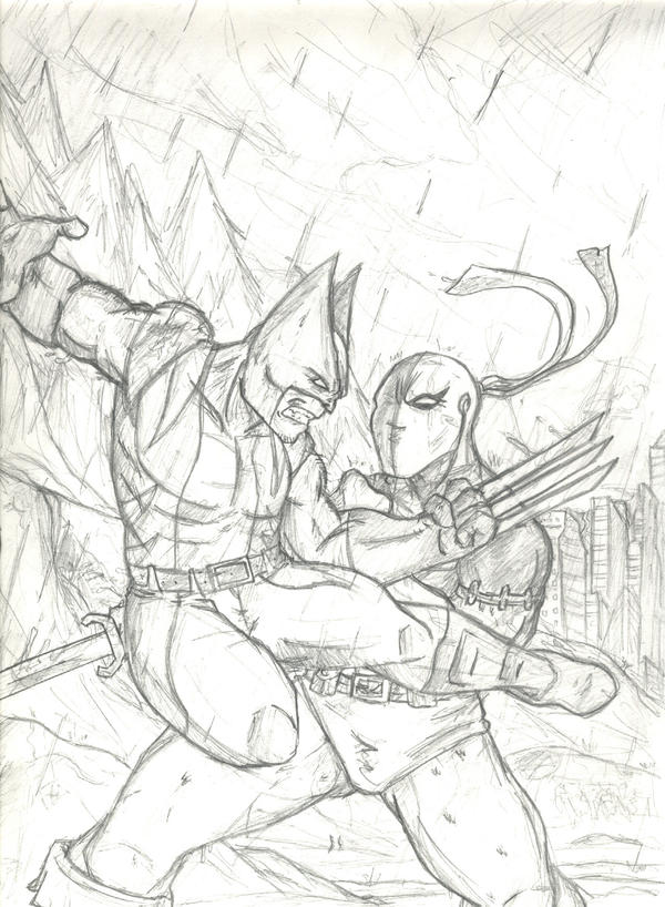 M deathstroke coloring pages for Deathstroke coloring pages