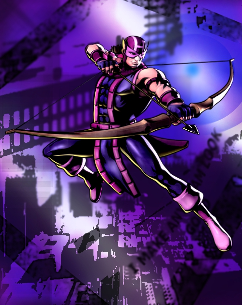Hawkeye Wallpaper By Amrock