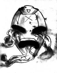 Mask of Despair by Amrock
