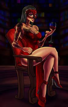 La Condesa Oscura