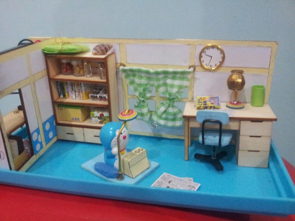 Doraemon S Room By Punniechan On Deviantart