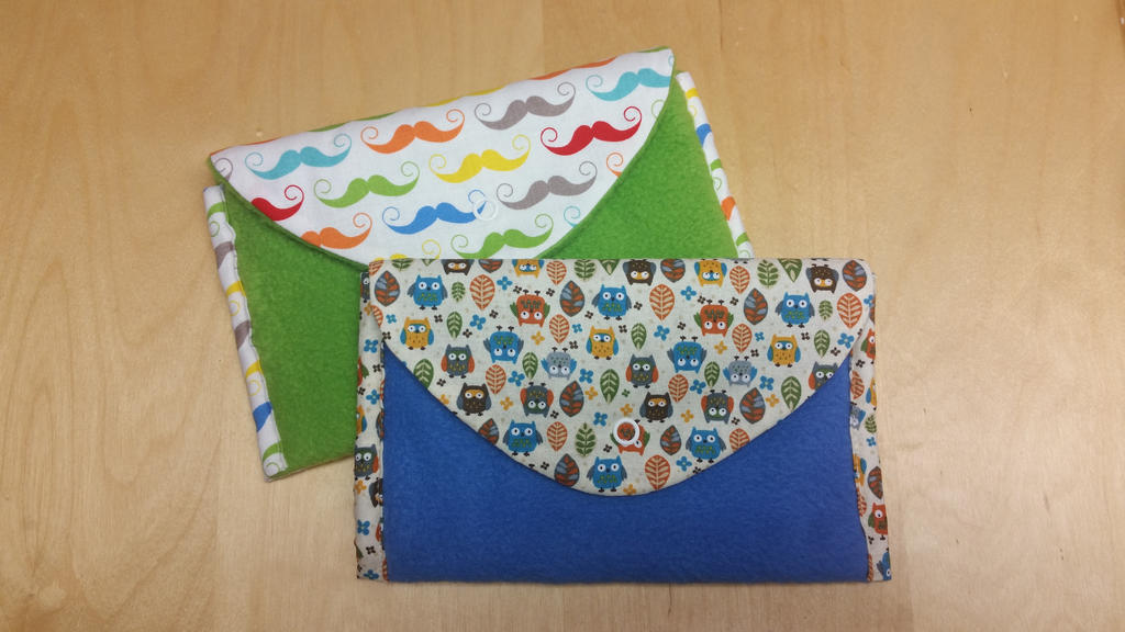 Padded DS Pouches by shadowhearts