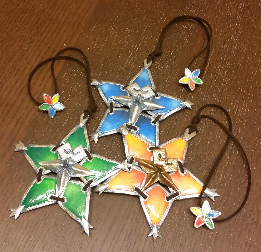 Kingdom Hearts Wayfinders by shadowhearts