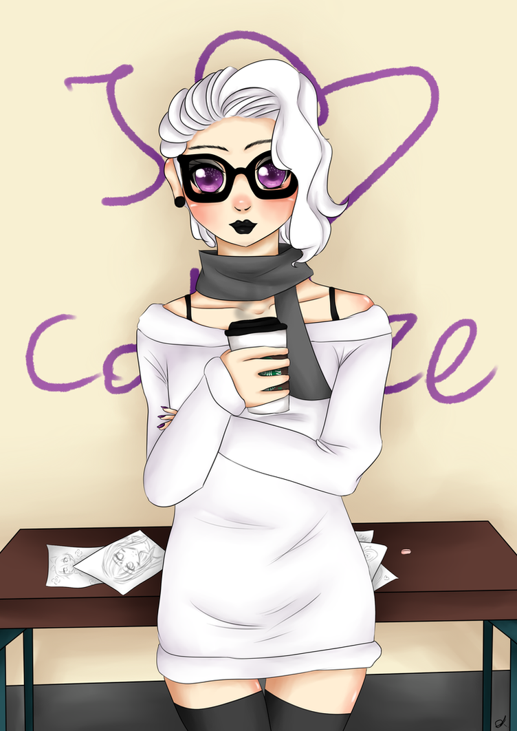 I love coffee by UtaKokoro