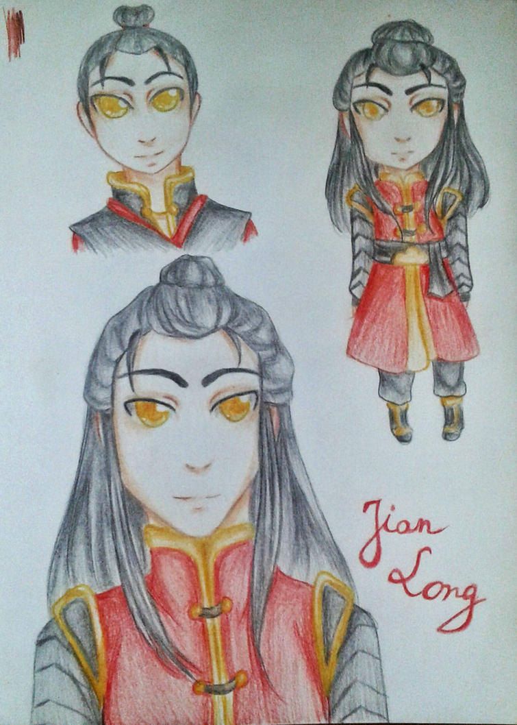 Jian by UtaKokoro