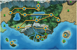 The gallery for --> Unova Pokemon Map