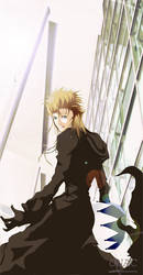 Demyx about to Rock by onac911