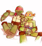 TMNT AC 2 - Candy canes