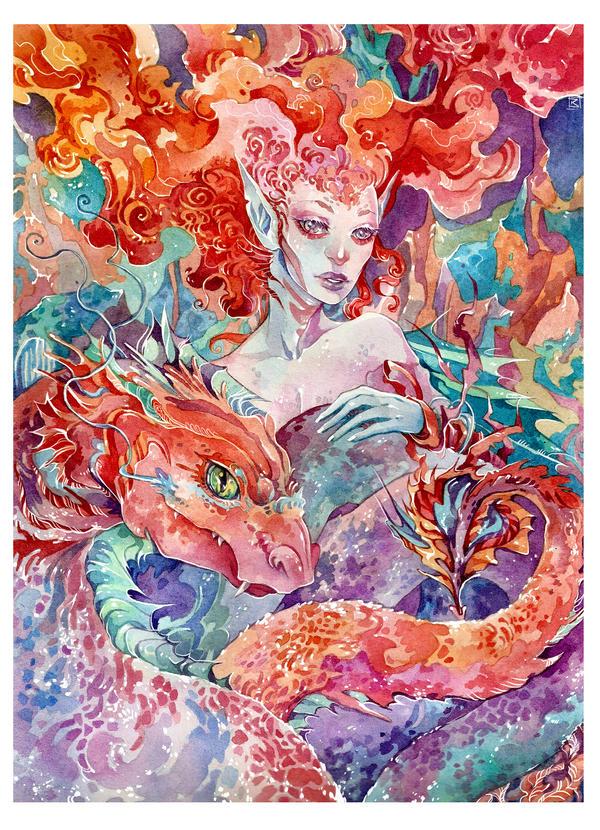 The beasts by lorna-ka