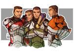 Republic Commando - Delta squad