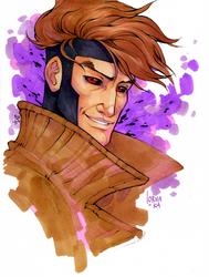 Gambit by lorna-ka