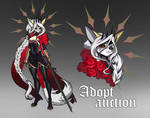 Queen of Roses auction