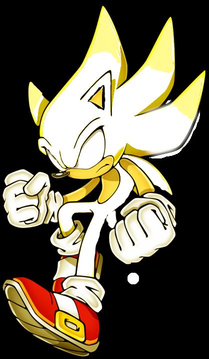True Hyper Sonic by jakeandamir123 on DeviantArt